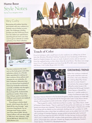 Garden Outdoors Ideas 2 by Travis Neighbor Ward